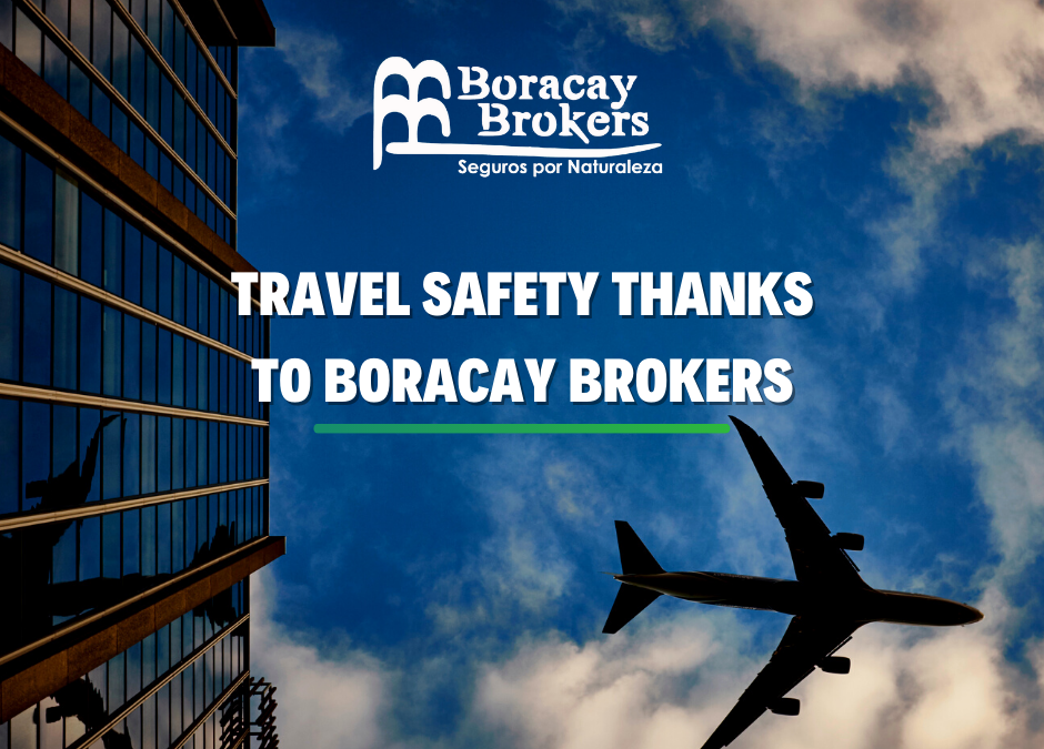 Travel safety thanks to Boracay Brokers